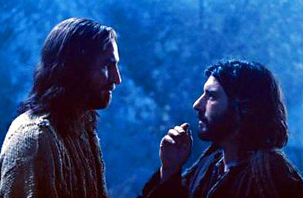 JESUS JUDAS