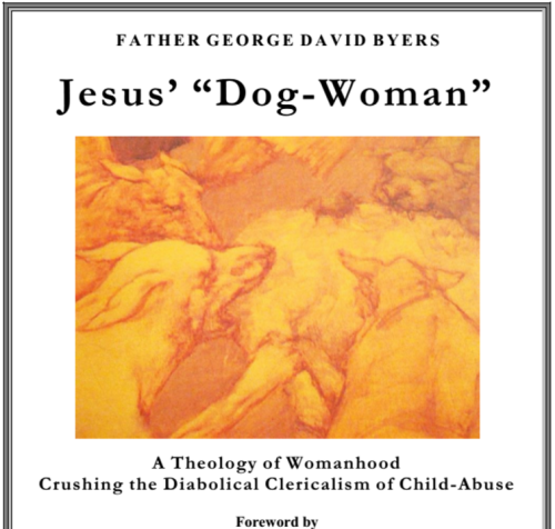 JESUS DOG-WOMAN