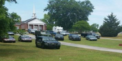 SWAT church