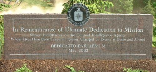 CIA MEMORIAL LANGLEY