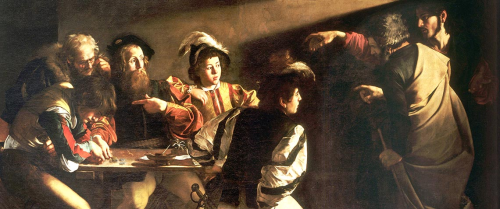 election of matthew caravaggio
