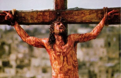 Jesus crucified passion of the christ