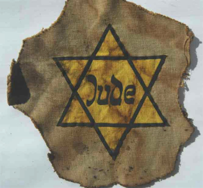 jewish yellow star jude