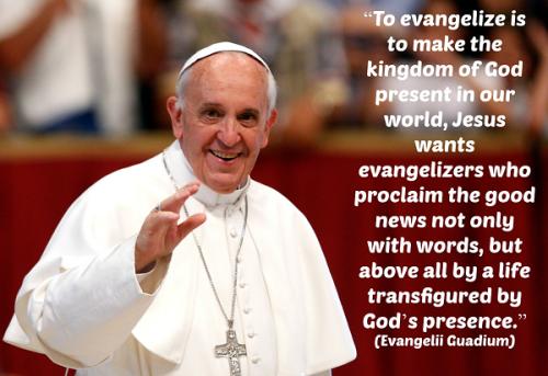 pope francis evangelii gaudium