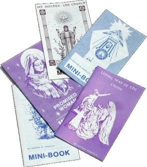 mother angelica mini books