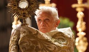 eucharist pope benedict