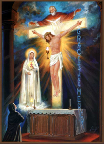 fatima lucia trinity mercy