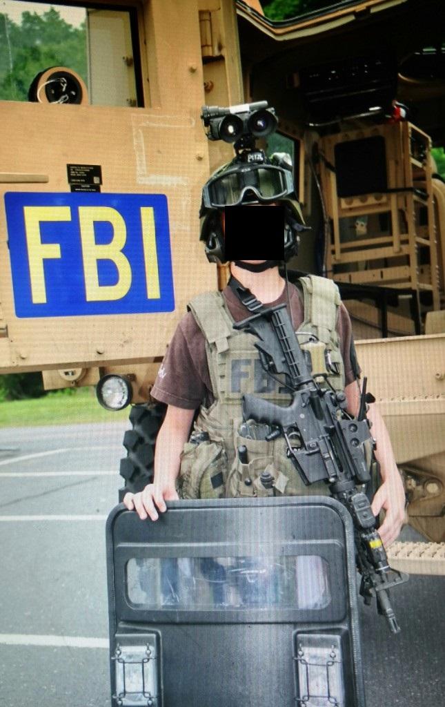 FBI CITIZENS ACADEMY 4