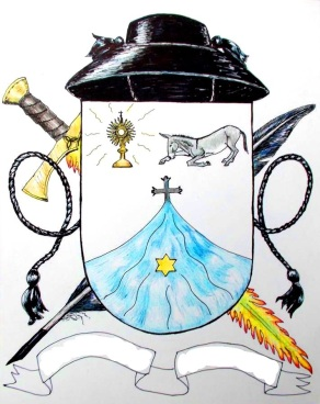 GEORGE DAVID BYERS - COAT OF ARMS - revision