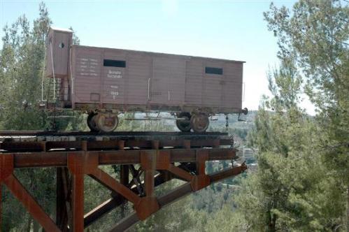 yad vashem railroad