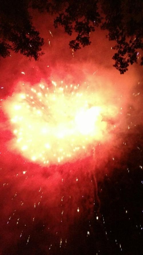 flores fireworks