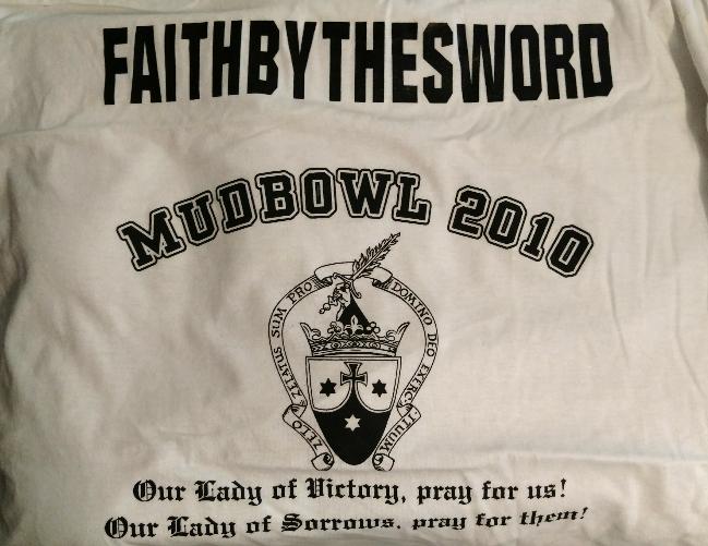 mudbowl faith by the sword elijah
