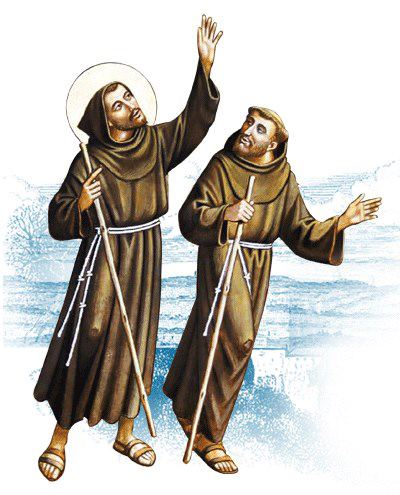 saint francis brother leo