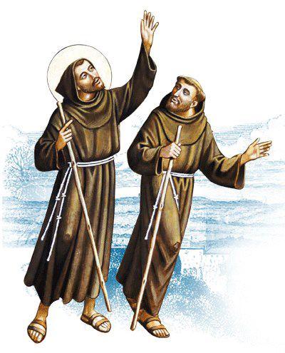 saint francis brother leo