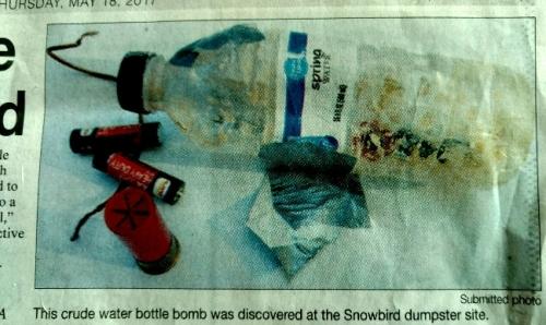 terrorism bomb making