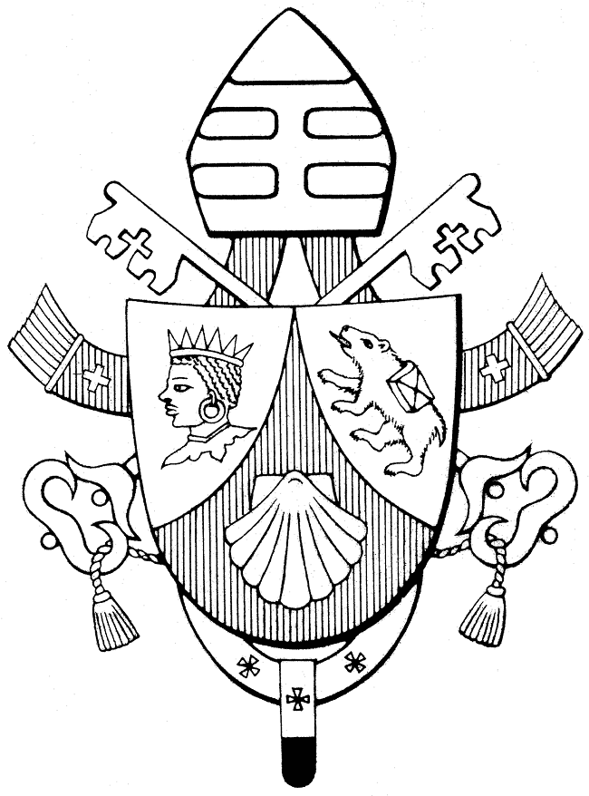 benedict xvi coat of arms