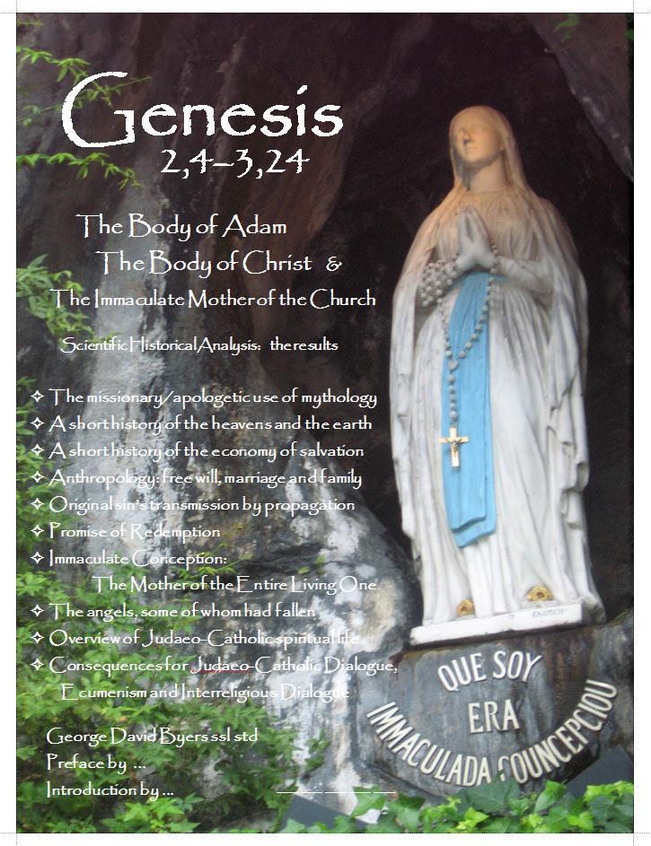GENESIS THESIS popular cover