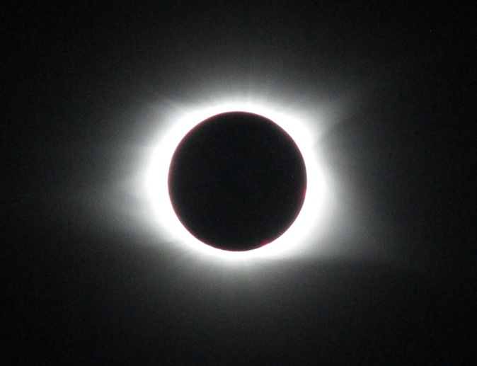 eclipse totality andrews nc 2017-