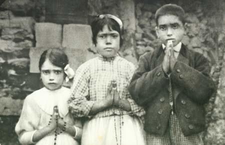 fatima children rosary