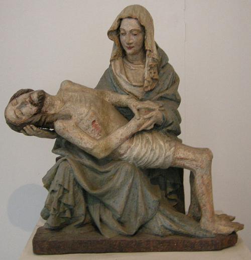 Mary pieta
