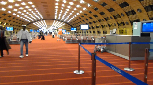 charles de gaulle airport tunnel terminal