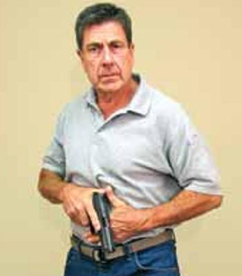 gun at low ready