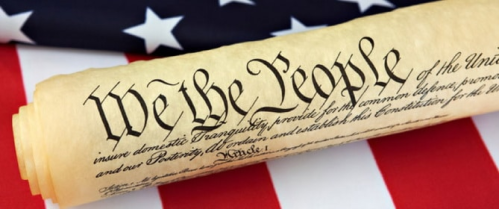 constitution we the people flag