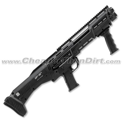 standard manufacturing 12 guage shotgun dp-12