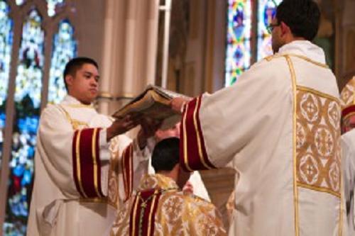 bishop ordination