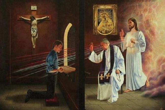 confession jesus