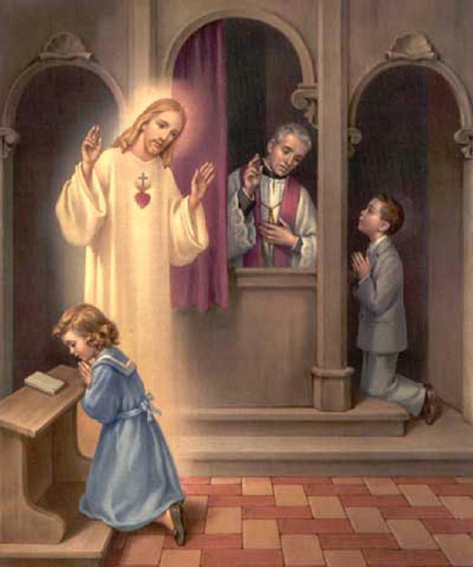 confessional jesus