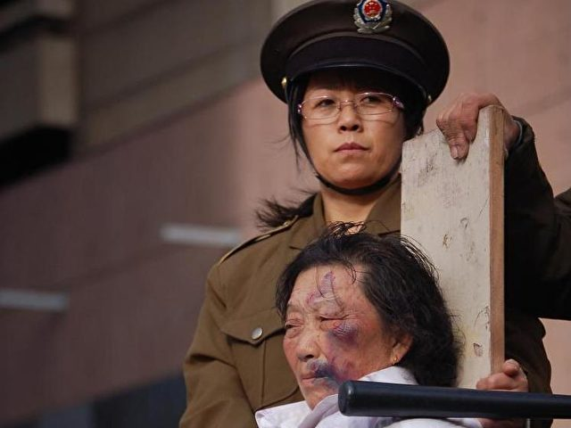 torture in china religion