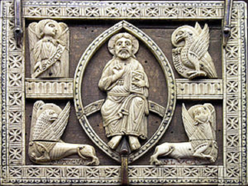 four creatures evangelists