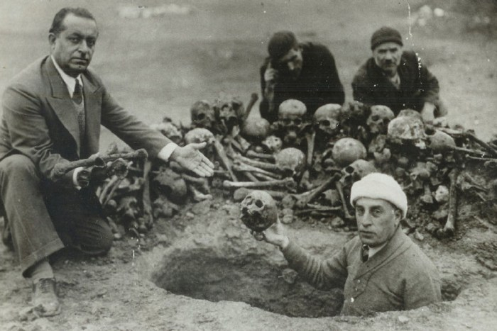 armenian genocide by ottoman empire