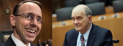 DOJ Rod Rosenstein NSA Bill Binney