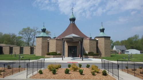 saint michael byzantine church merrillville indiana