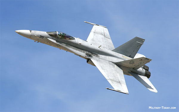 Boeing FA 18