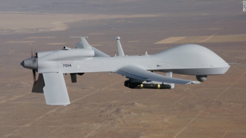 General Atomics Drone Gray Eagle