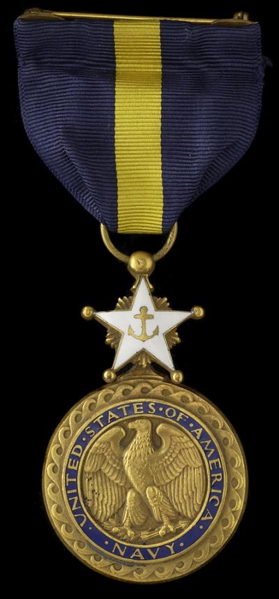 US Navy Distinguished Service Medal