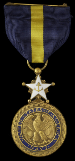 US Navy Distinguished Service Medal