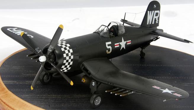 corsair checkerboard squadron wr 5