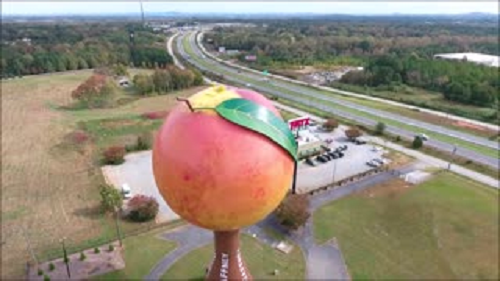 interstate 85 peach