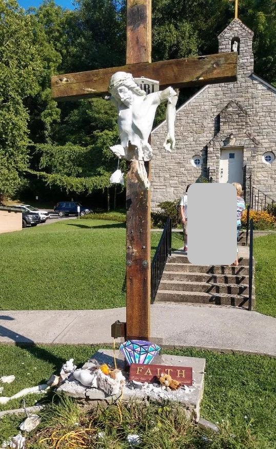 Church Attack WNC