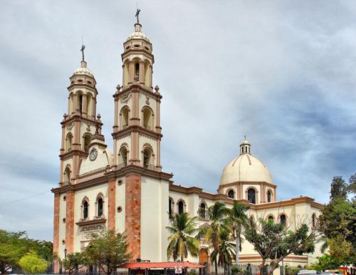 catedral culiacan sinaloa mexico